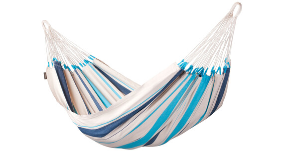 La Siesta Caribena Single-Hängematte aqua blue